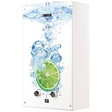 Газовая колонка ZANUSSI GWH 10 Fonte Glass Lime в Оренбурге по самым привлекательным ценам