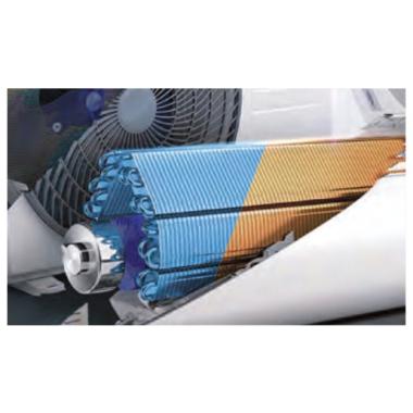 Покрытия Blue Fin и Golden Fin в сплит-системах
